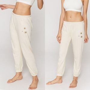 Spiritual Gangster Stars Perfect Sweatpant Sand